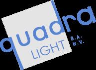 QUADRA LIGHT - Ontwerp Bureau, architect binnen en groothandel van verlichting